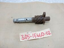 NOS YAMAHA RS100 YB100 FS1 axle shaft Kickstarterwelle Kick Axle Spindle Genuine