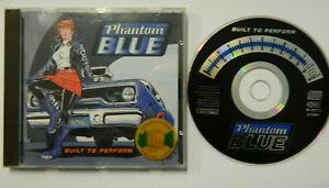 CD   Phantom Blue - Built To Perform