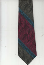 Lanvin-Paris-Authentic-100% Silk Tie-Made In Italy-La31- Slim Men's Tie