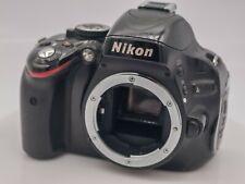 351K Shutter Count - Nikon D5100 16.2mp Digital SLR Camera Body Only