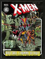 LES ÉTRANGES X-MEN N°3-C/NEUF-1995 -DIEU CRÉE L'HOMME-FDP 0€ pour le 2È VOL et +