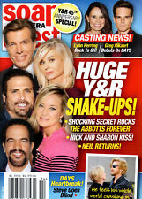 Soap Opera Digest Magazine April 2 2018 Young & the Restless 45th Anniversary