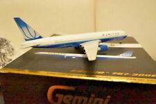1:200 Gemini200 United Tulip Boeing B767-300ER VERY RARE!