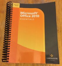 Microsoft Office 2010 Essentials Labyrinth Learnings (USED)