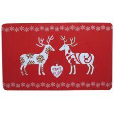 Rannenberg Frühstücksbrettchen Merry Christmas Rentier Deer