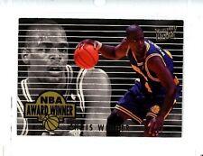 1994-95 Fleer Ultra NBA Award Winner # 4 of 4, Chris Webber, R-O-Y, NM/M