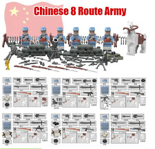 LEGO COMPATIBLE CHINESE MILITAR SWAT MINIFIGURES BLOCKS TOY TOYS JUGUETES..