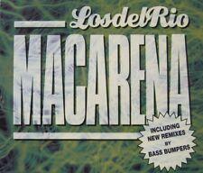 LOS DEL RIO - MACARENA  - CD - MAXI - SINGLE