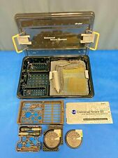 Stryker 29 15023 Universal 15mm Titanium Neuro Surgical System W Case Ampextras B
