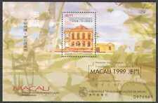 Macao 1999 Arte/Pintura/edificios 1v M/S O/P (n22020)