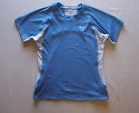Womens UNDER ARMOUR fitness shirt Sz S tennis hiking cycling sports top