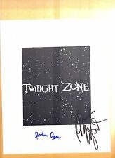Robert Redford  & John Agar-signed photo-17 a