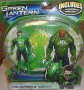 Hal Jordan & Kilowog 2 Pack Green Lantern Movie Figures