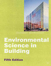 Environmental Science in Building (Building & Surveying Series)-ExLibrary