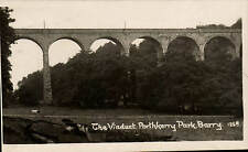 Barry. The Viaduct, Porthkerry Park # 1358 by Viner.