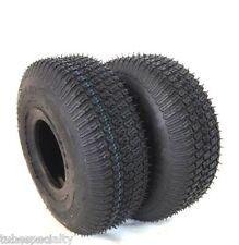 2) 11x4.00-4 11x400-4 11/4.00-4 Turf Lawn Mower Go Kart Turf TIRES 4ply 11-400-4