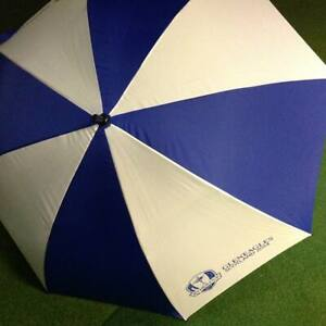 New Gleneagles Scotland 2014 Ryder Cup Official Golf Umbrella - with free scarf