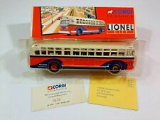 Lionel City Motor Coach Co GM 4507 By Corgi Classics #54011