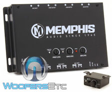 MEMPHIS LL6SA 6-CHANNEL LINE LEVEL OEM INTEGRATION FOR CAR AMPLIFIERS AUX IN NEW