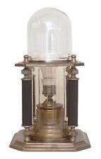 """Einzigartige Jugendstil Art Deco Tischleuchte Lampe """"NAUTILUS"""" um 1930 Unikat"""