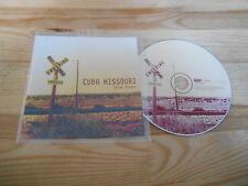 CD Indie Cuba Missouri - Three Tracks (3 Song) MCD MAKE MY DAY