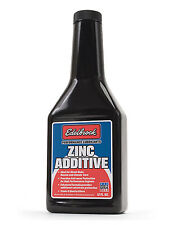 Edelbrock 1074 Engine Oil Supplement With Zinc Additive