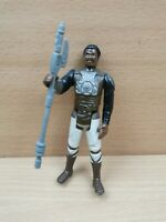 Vintage Original 1982 Lando Calrissian Star Wars Action Figure With Weapon