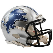 Detroit Lions Riddell NFL Mini Speed Football Helmet
