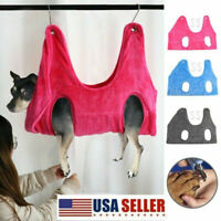 Hammock Helper Dog Cat Grooming Restraint Bags For Bathing Trimming Nail Casual