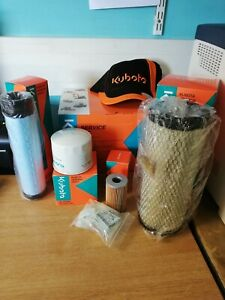GENUINE KUBOTA SERVICE KIT FOR L3600, L4200, L4100 WITH FREE DELIVERY AND GIFT