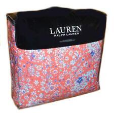 Ralph Lauren Alexis Floral Paisley 3P Full/ Queen Comforter Set New Cobalt Pink