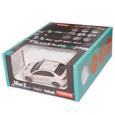 Kyosho Mini-Z AWD Sports MA-020S MITSUBISHI LANCER EVO X White RTR Kit #32142PW