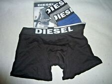 NEW - DIESEL PKG OF 3 BOXER BRIEFS - MEN'S MEDIUM - RETAIL $41