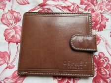 Osprey London Tan leather wallet
