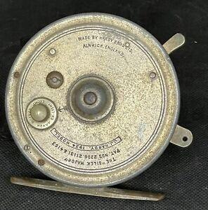 Hardy Reel - The Silex Major - J J Hardy 1924 Model - Repairs Or Restoration -
