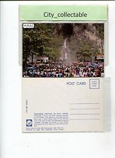 MP086 # MALAYSIA MINT PICTURE POST CARD G.W 286 * THAIPUSAM FESTIVAL
