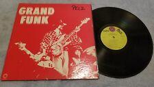 Grand Funk Railroad / Grand Funk - Vinyl LP Record Album - SKAO-406 - Capitol