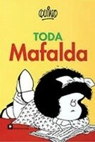 Toda Mafalda (Spanish Edition) by Quino Hardcover