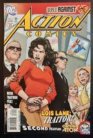 ACTION COMICS #884 (2010 DC Comics) ~ VF/NM Book (Superman)