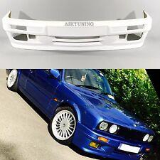 BMW E30 Front M Tech 2 M Technik Style Bumper Spoiler Full Front Bumper Valance