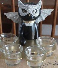 2016 Yankee Candle Halloween SOPHIA THE CAT MULTI Tea Light Holder 2016 NEW