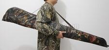 """53"""" Large Tactical Rifle Range Shot Gun Bag Camoflauge Hunting zipper Case"""