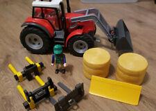 Playmobil Country 6867 Traktor Riesentraktor mit Spezialwerkzeug