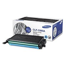 Samsung CLP-610 CLP-660ND CLX-6200FX CLX-6240 CLP-C660A Cyan Toner Cartridge