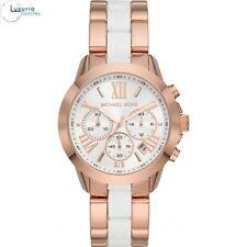 Michael Korsb Bradshaw Two Tone Stainless Steel Bracelet MK6502 Ladies Watch