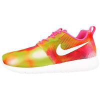 Details zu Nike Roshe One Run Schuhe Turnschuhe Sneaker Damen Orange 844994 800