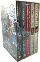 NEW Rush Revere Set of 5 Boxed Volume Collection Hardcover Book Limbaugh Gift