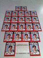 *****Mike Dotzler*****  Lot of 24 cards / Baseball