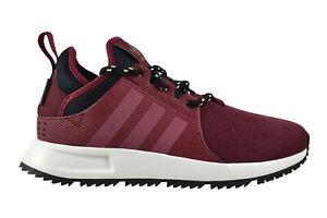 Adidas X PLR SNKRBOOT burgundy black Sneaker Schuhe rot BZ0672