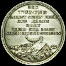 MISCELLANEA: Silber-Medaille, Loos. TUGEND - AUF EIN TUGENDHAFTES LEBEN.